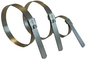 6'' Ultra-Lok Smooth I.D.Preformed Clamps by Band-It