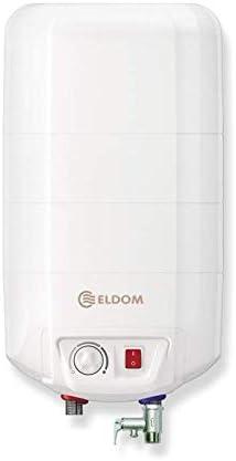 Chauffe-eau Eldom - 15l - Résistant à la pression