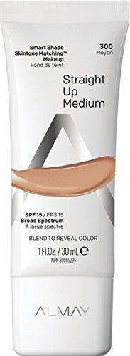 Almay Smart Shade Skintone Matching Makeup, Medium