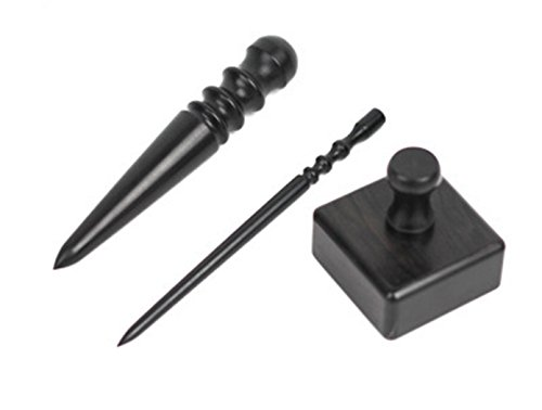 UPC 714983405355, Inton Leather Burnisher leather Slicker Tool 3 sets