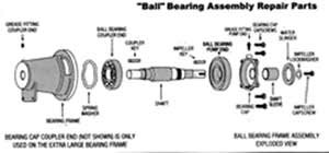 B&G Part Number J92558 is A Spring Washer by Bell & Gossett