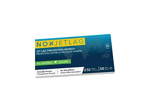 HISTORICAL REMEDIES No Jet Lag Prevention & Relief, 32 CT