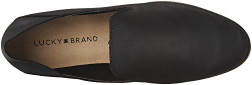 Lucky Brand Women's Cahill Loafer Flat, 6 Medium US,black by Lucky Brand (Image #8)