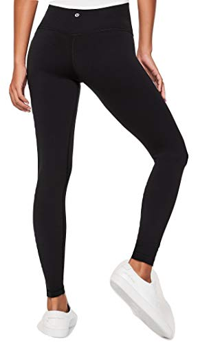 Full Length Yoga Pants (Black, 10) ()