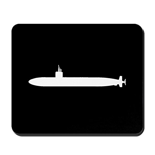 Navy Submarine Classes - CafePress - U.S. Navy: Los Angeles Class Submarine - Non-slip Rubber Mousepad, Gaming Mouse Pad