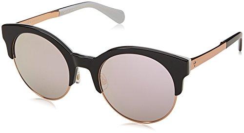 Kate Spade KS Kaileen Sunglasses 080S - Black Sunglasses Spade Kate