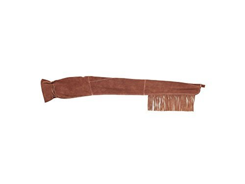 "92700 927 Fringed Rifle sleeve 53"", Brown, Plain Finish"