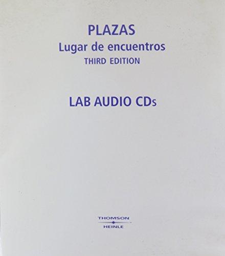 Lab Audio CD's (8) for Hershberger/Navey-Davis/Borráss Plazas: Lugar de encuentros, 3rd