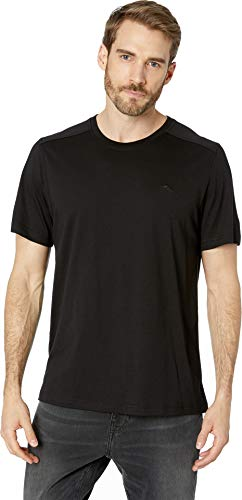 Tommy Bahama Men's Crew Neck Lounge T-Shirt Black ()