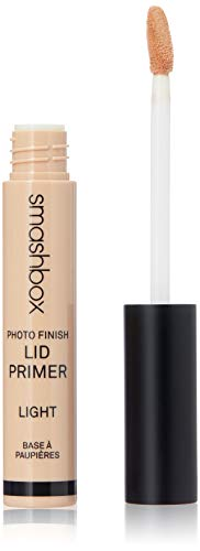 (Smashbox Photo Finish Lid Primer, Light, 0.08 Fluid Ounce )