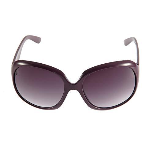 Lentes de sol de protección UV para mujeres Gafas grandes ...