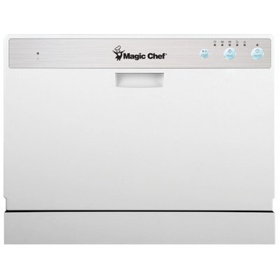 Magic Chef Countertop Dishwasher