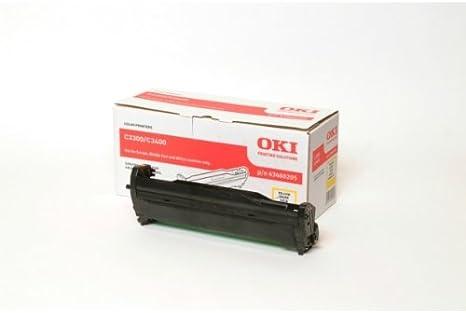 OKI 43460206 Drum Kit para c 3300/3300 N/3400/3400 N/3450/3450 N/3600 N: Amazon.es: Electrónica
