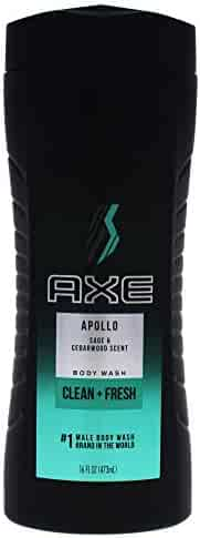 AXE Body Wash for Men, Apollo, 16 oz