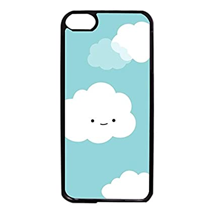 Cute Blue Phone Case Ipod Touch 6th Generation Back Cover