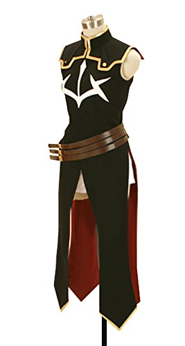 Dreamcosplay Anime Code Geass C.C Black Battle Suit Cosplay (Code Geass Uniform Costumes)