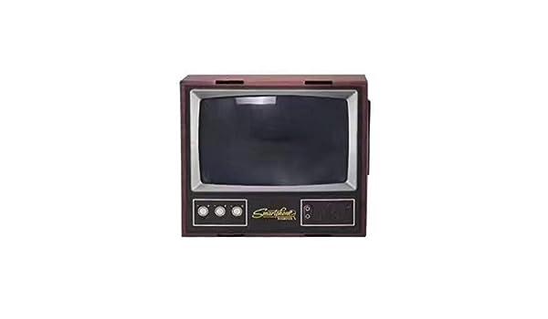 TAOHOU Vintage TV Smart Mobile Phone Magnifier Mobile Screen Amplificador de Video Amplificador de Soporte Negro: Amazon.es