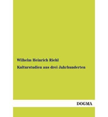 Kulturstudien Aus Drei Jahrhunderten (Paperback)(German) - - Brindle Footwear