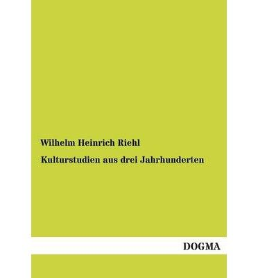 (Kulturstudien Aus Drei Jahrhunderten (Paperback)(German) - Common )