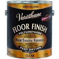 Rust Oleum 130131 Varathane Premium Oil-Based Clear Floor Finish (Best Poly For Hardwood Floors)