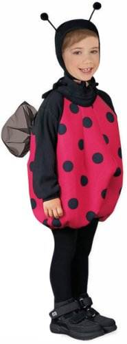 Child's Lady Bug Costume (Lady Bug Childrens Costumes)