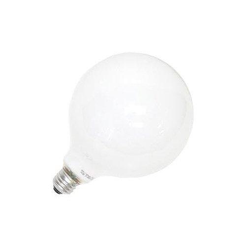 Westinghouse Lighting 03106 40-watt 5-Inch Globe Bulb, White