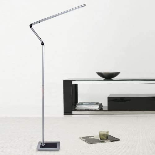 Quality Stylish LED Natural Light Long Arm Floor Lamp