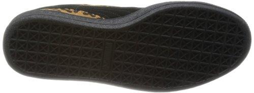Puma - Zapatillas de skateboarding para hombre negro black/tobacco brown/gold negro - black/tobacco brown/gold
