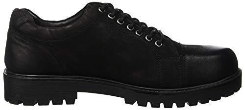 Uomo black Nero Lumberjack Lammy Cb001 Sneaker qwzz0H