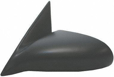 95-97 GEO METRO MIRROR LH (DRIVER SIDE), Manual, Black, Non-Folding (1995 95 1996 96 1997 97) GE11L 30015430 ()
