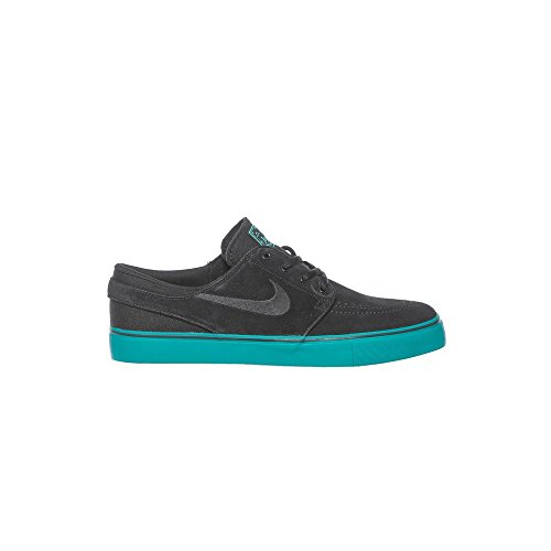 Nike Stefan Janoski (GS), Zapatillas de Skateboarding Para Niños Negro (Negro (black/black-rio teal-hyper jade))