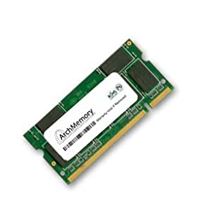 2GB RAM for the Compaq Presario F750US and F756NR Notebook Laptops (DDR2-667, PC2-5300, SODIMM) Upgrade by Arch Memory