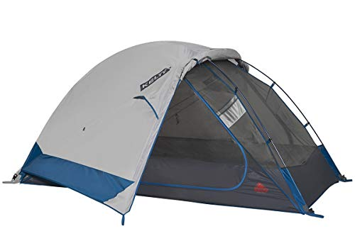 Kelty Night Owl Backpacking and Camping Tent (2019 - Updated Version of Trail Ridge Tent) - Lightweight Design Plus Oversized Doors with Spacious Interior, 4-Person