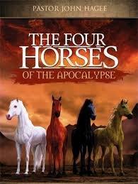 Four Horses of the Apocalypse - 4 DVD Set - Pastor John Hagee