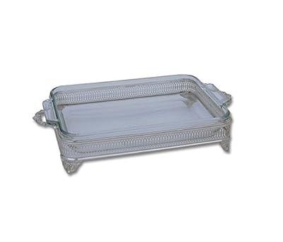 Reed & Barton Silver-plated 3-Quart Open Baker