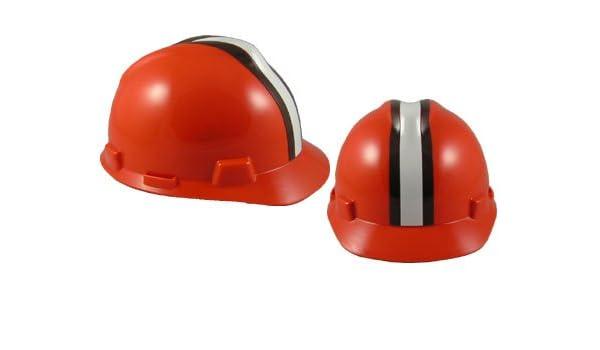 c24f140a NFL Cleveland Browns Hard Hats-RATCHET SUSPENSION - - Amazon.com