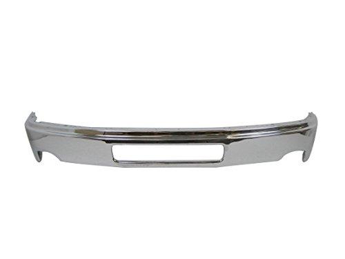 (2011-2014 Gmc Sierra 2500hd 3500hd Front Bumper Face Bar Chrome with Air Intake Hole GM1002839)