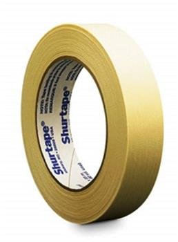 Masking Tape 2 Inches X 60yd Crepe (3 Rolls)