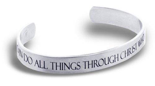 Cuff Bracelet THINGS THROUGH CHRIST