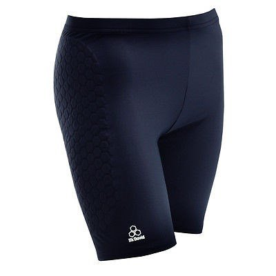 McDavid Women's 7250 HexPad Sliding Shorts Navy XX-Large [Misc.] by McDavid