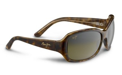 Maui Jim Pearl City Sunglasses Tortoise / HCL Bronze