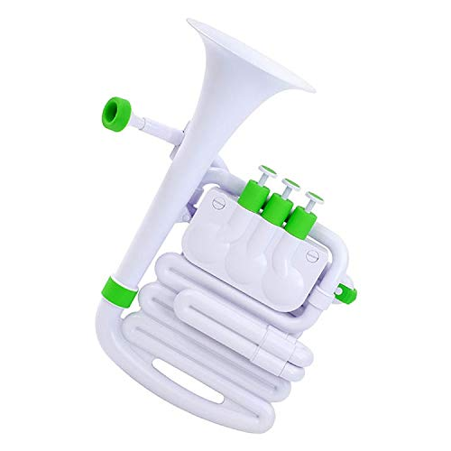 Nuvo Musical instrument, White/Green