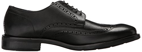 Cole Haan Mens Watson Dress Wing Ox Ii Oxford Nero Liscio / Grano Nero