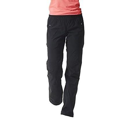adidas Terrex - Pantalón de chándal, Mujer, Color Black/Shadow ...