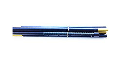 - Bear Paw Wilderness Designs Easton Aluminum 7075 Shock-Corded Tent Pole 80