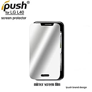 High Transparency Mirror LCD Screen Protector for LG L40
