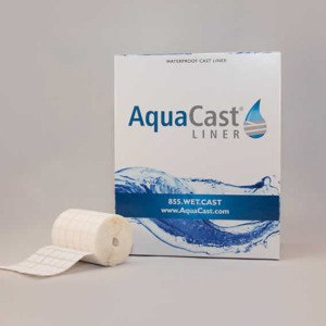 AquaCast® Liner - 3 inch Wide (12 Rolls per Pack)