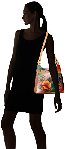 Anuschka Medium Flower WF Hobo Wild rrxqw6d