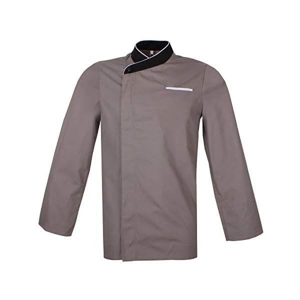MISEMIYA Jacket Chaqueta Chef para Hombre 1