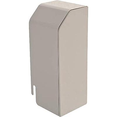 "Sterling Heatrim Baseboard RA-ECR-03 Heatrim Hydronic Baseboard Heater End Cap, Right, 3"""